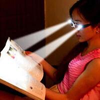 Hot! Rimmed Reading Eye Glasses Spectacal With LED Light Eyeglasses +1.0- +4.0