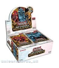 YuGiOh Battle Pack 2 War of the Giants 1st Edition Sealed Box x 36 Booster Packs
