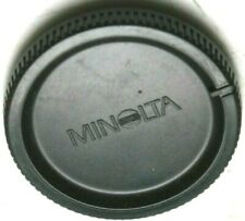 Genuine Minolta BC 1000 Lens Cap VG Used Condition