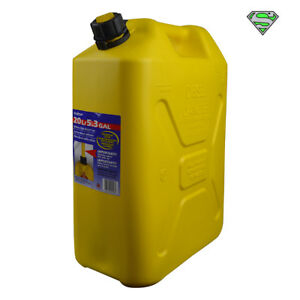 Scepter Upright 20L Diesel Jerry Can (Fuel Container)