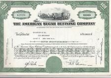 American Sugar Refining Co., 1950s, Green