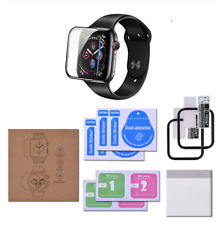 Apple Watch Series 4/5 Screen Protector With Applicator Tool 44mm Cover x2
