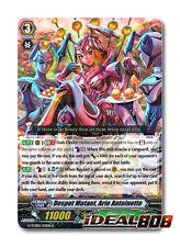 Cardfight Vanguard  x 4 Despot Mutant, Arie Antoinette - G-TCB02/031EN - R Mint