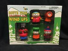 SOUTH PARK Collector's Pack Wind Ups 1997 New in Box Chef Kenny Cartman