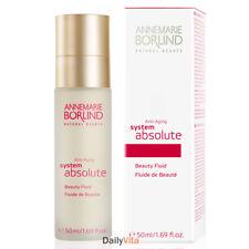 AnneMarie Borlind System Absolute Beauty Fluid 1.69 fl oz FREE Shipping FRESH