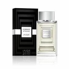 Lalique Hommage a L'Homme 100ml EDT (M) SP Mens 100% Genuine (New)