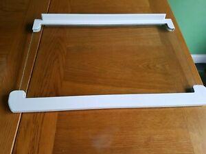 Glass Top Shelf for Hotpoint HS2322L HS3022VL Fridge Freezer