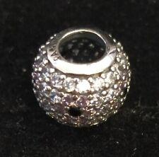 Pandora Charm Bead 791129CZ Shimmering Cherry Blossom S925 ALE