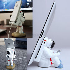 Astronaut Spaceman Universal Desktop Stand Holder Mount For Cell Phone Tablet PC