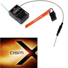 Spektrum AR610 6-Channel DSMX Aircraft Receiver w/ Bind Plug SPMAR610 : DX10T