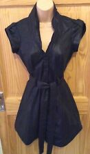 Ladies Women's Shirt Dress Size 8 Ted Baker TED Size 1