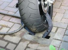 MOTORCYCLE MOTORBIKE TRIUMPH, DUCATI, SECURITY GROUND ANCHOR Yanchor (original)