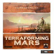Terraforming Mars Board Game - Build Your Economy and Transform The Planet