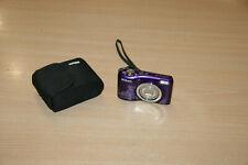 Nikon Coolpix L29 Lila 16,1Megapixel Top Zustand
