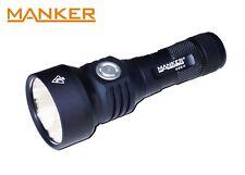 New Manker U22 II OSRAM KW CSLNM1.TG 850Lumens LED Flashlight Torch (NO battery)