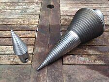 """LOG SPLITTER SCREW TYPE """"NEW"""" CUSTOM BUILD LOG SPLITTERS 120mm"""