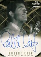 Outer Limits Premiere Autograph Card A2 Robert Culp as Mr. Trent