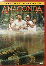 ANACONDA - ALLA RICERCA DELL'ORCHIDEA MALEDETTA - DVD (USATO EX RENTAL)