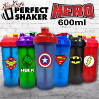 Perfect Shaker Performa Hero Shaker Cup - perfect gym bottle Mixing Powder Sport
