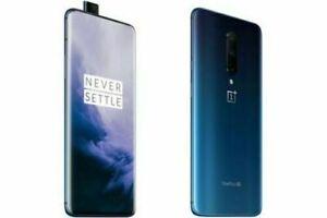 OnePlus 7 Pro - 256GB Gray Blue  T-mobile Unlocked B  Stock Good
