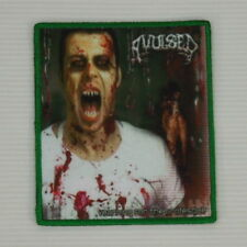 AVULSED Yearning for the Grotesque (Printed Small Patch) (NEW)