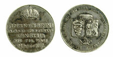 pcc1982_1) MILANO Francesco I (1815-1835) Medaglia del Giuramento 1815
