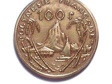 100 francs I.E.O.M. - Bronze Nickel 1976