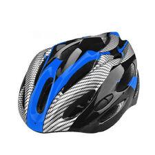 Adult Mens Womens Childrens Cycle Helmet Bicycle Bike Carbon Visor Hat Adjust