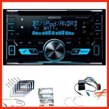 KENWOOD dpx-5000bt Bluetooth Kit Installazione per OPEL ASTRA H CORSA D ZAFIRA B Antara