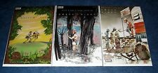 GRASS KINGS #2 1:10 #2 ab 1st print set (3) MATT KINDT BOOM STUDIOS COMIC NM NEW