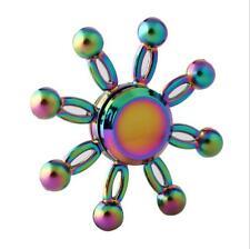 Rainbow 8 ball Fidget Spinner Hand Spinner EDC Fingertip Gyro Anti-Stress Toy