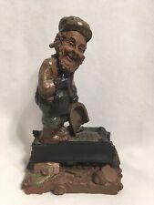 """Vtg Tom Clark Gnome Train Series """"Stokes"""" Created 1986, Retired 1995"""