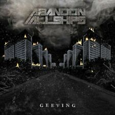 Abandon All Ships - Geeving CD *NEU*OVP*