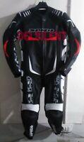 SPIDI BLACK Motorbike Rider's Racing Leather Suit 2019 For Men & Women