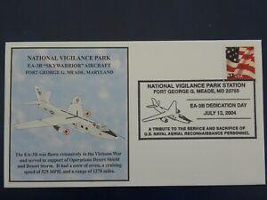 USA - VIETNAM WAR, IRAQ DESERT SHIELD & DESERT STORM - 2004 EA-3B AIRCRAFT, NSA