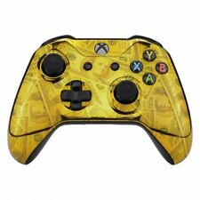 Golden Money Xbox One S / X Rapid Fire Modded Controller for COD MW ALL SHOOTERS