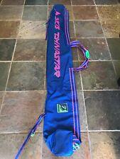 Skis Dynastar Ski Bag - Vintage Blue Pink Green