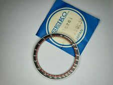 NOS original vintage Seiko UFO 6138-0011 chronograph watch bezel 89999039 NEW