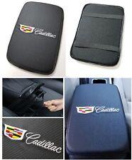 "Cadillac Car Center Console Armrest Cushion Mat Pad Cover 11.75"" x 8.5"""