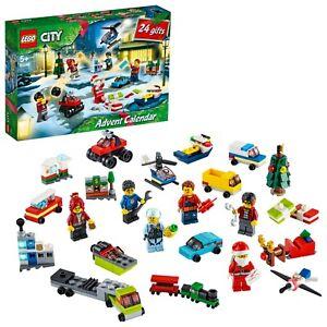 LEGO® City Advent Calendar (60268)