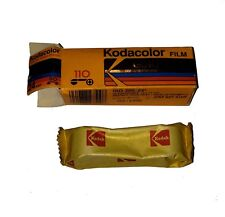 Vintage Sealed Kodak color Gold 200 Film 110 24 exposures EXP 02-1992 KODACOLOR