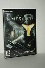 TIMESHIFT GIOCO USATO PC DVD VERSIONE ITALIANA RS2 44456