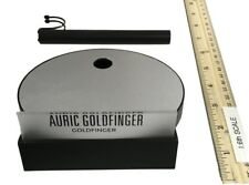 Big Chief James Bond Auric Goldfinger Display Stand (Electronic) 1:6th Scale
