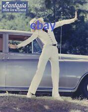Photo originale Kodak de Mireille Darc dans Fantasia chez les Ploucs