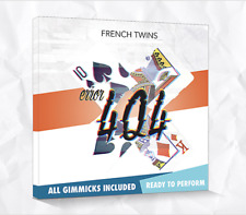 Error 404 (Blue) by Les French Twins from Murphy's Magic