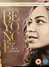 Beyonce Life is but a Dream Live in Atlantic City 2 DVD 2013