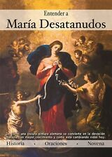 Mary Undoer of Untier Knots Novena Prayer Booklet SPANISH Catholic Espanol