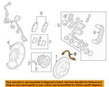 GS3L43810 Mazda Hose flexible GS3L43810