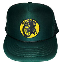 Mountain Biking Bike Dirt Snapback Mesh Trucker Hat Cap Trail Off Road