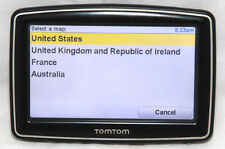 TomTom XL GPS Navigation + Latest 2017 USA, UK, Ireland, France & Australia Maps
